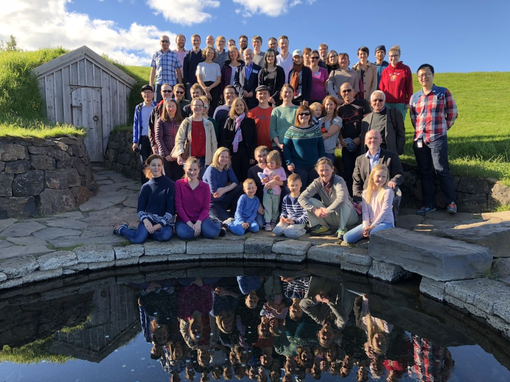 NMM31 group photo. Photo: Hallvard Mørk Tvete